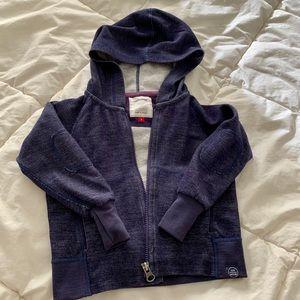 Luvmother merino wool hoodie 3T
